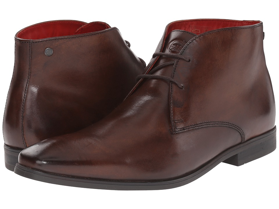 Base London Henry Brown Mens Shoes