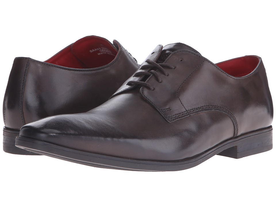 Base London George Cocoa Mens Shoes