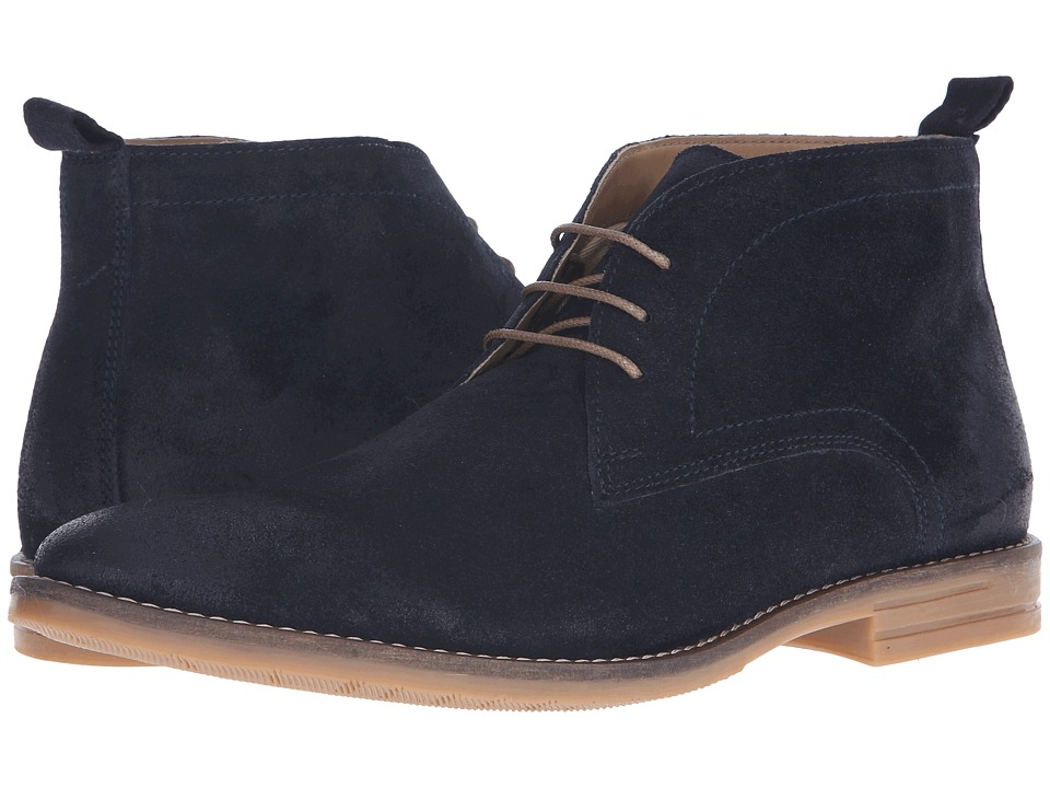 Base London Dore Navy Mens Shoes