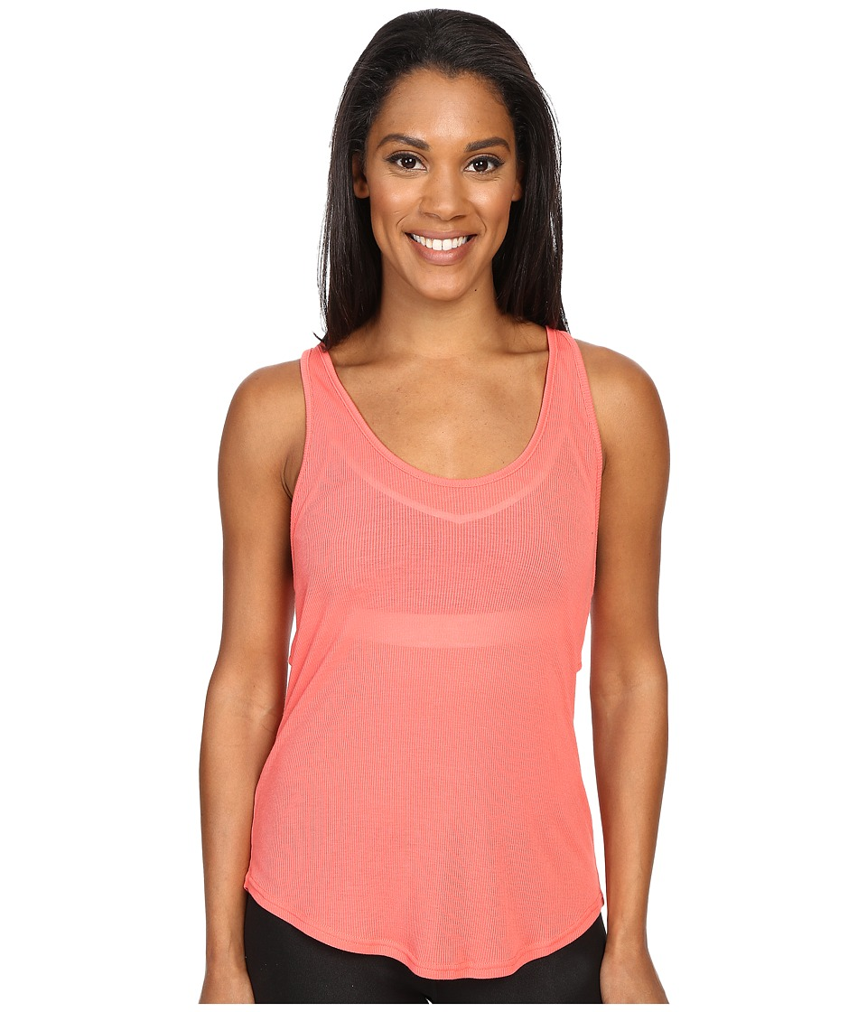 ALO Sculpt Tank Top Guava Womens Sleeveless