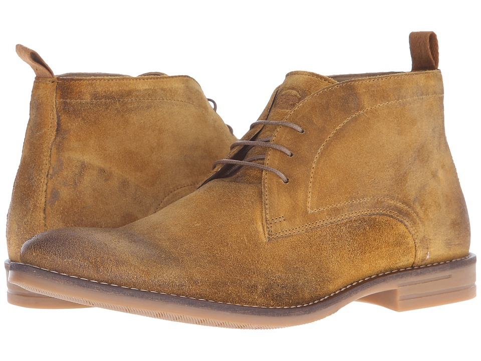 Base London Dore Mustard Mens Shoes