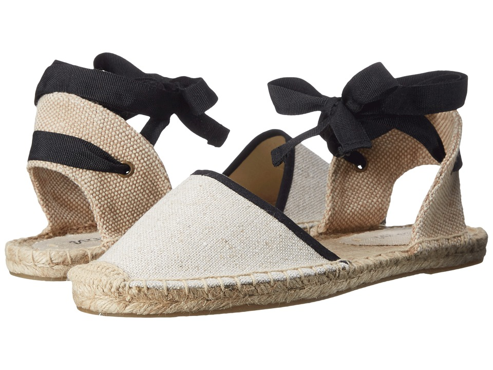 Soludos Classic Sandal Sand Womens Sandals