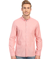 Kenneth Cole Sportswear - Long Sleeve Button Down End On End
