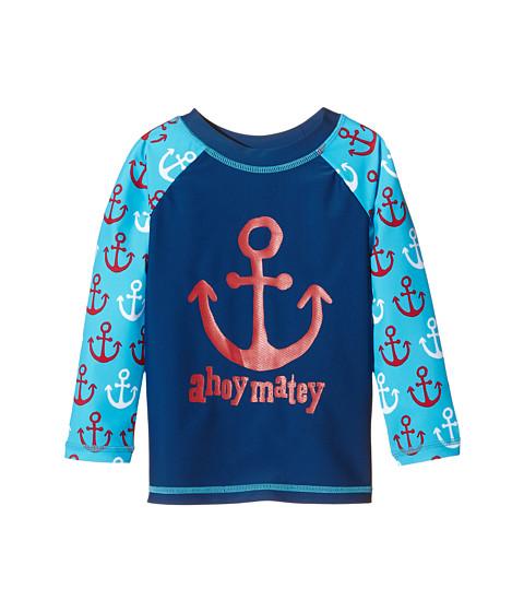 Hatley Kids Nautical Anchors Rashguard (Toddler/Little Kids/Big Kids)