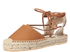 Soludos - Platform Gladiator Sandal Leather (Tan)