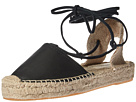 Soludos - Platform Gladiator Sandal Leather (Black)