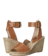 Soludos - Open Toe Wedge Leather