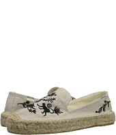 Soludos - Platform Smoking Slipper Embroidery Oidery