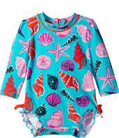 Hatley Kids - Beach Shells Rashguard (Infant)