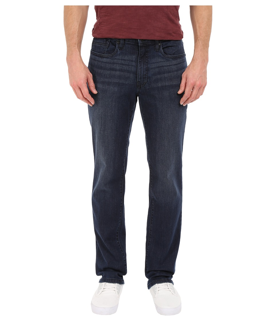 Kenneth Cole Sportswear Straight Skinny in Dark Indigo Dark Indigo Mens Jeans