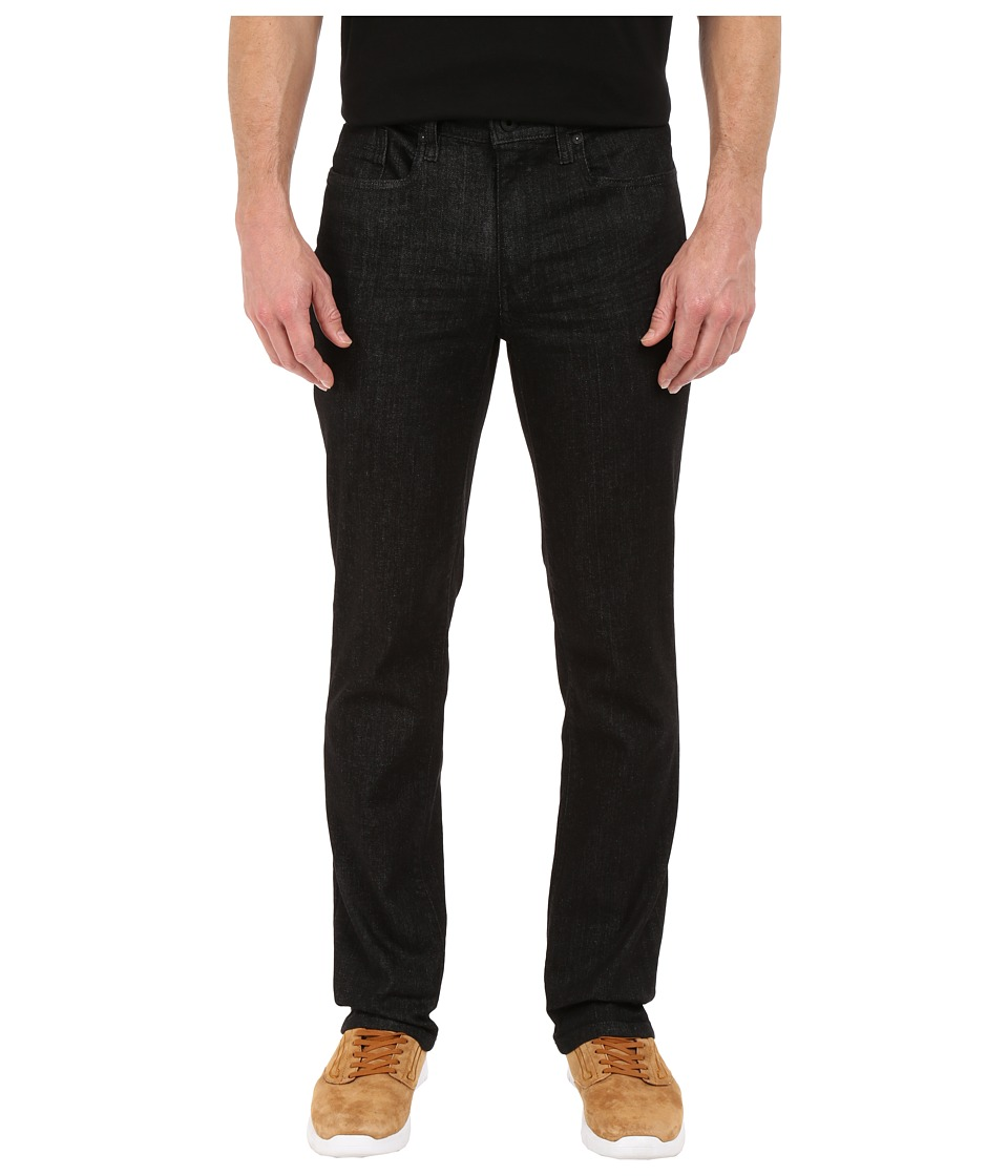 Kenneth Cole Sportswear Straight Skinny in Black Black Mens Jeans