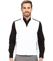 Kenneth Cole Sportswear - Contrast Zip-Front Vest