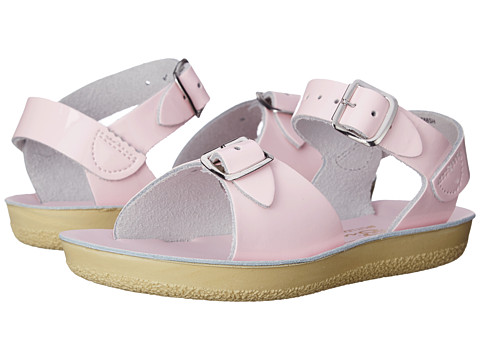 Salt Water Sandal by Hoy Shoes Sun-San - Surfer (Toddler/Little Kid) - Shiney Pink