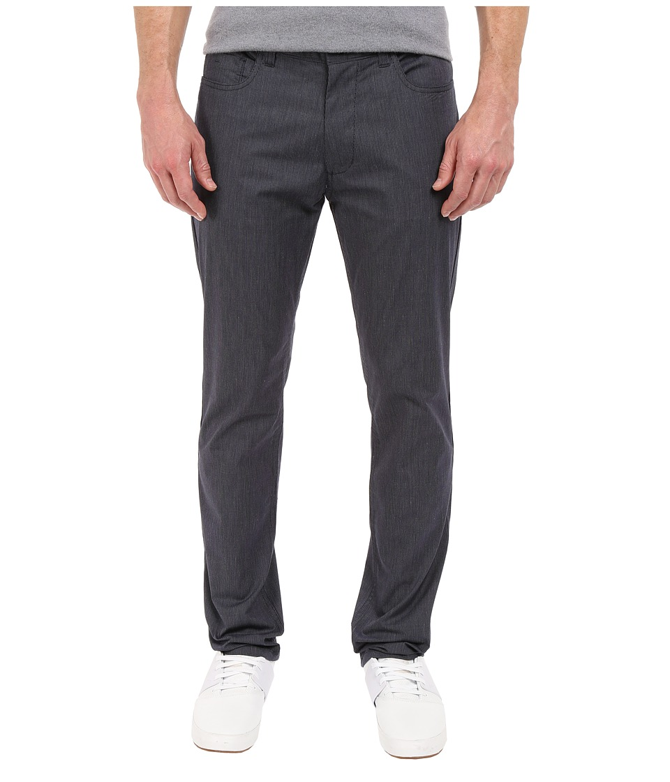 Kenneth Cole Sportswear Slim Five Pocket Pants Indigo Combo Mens Clothing