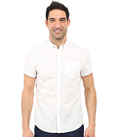 Kenneth Cole Sportswear - Slim-Fit Printed Button-Front Shirt