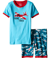 Hatley Kids - Fighter Planes Short PJ Set (Toddler/Little Kids/Big Kids)