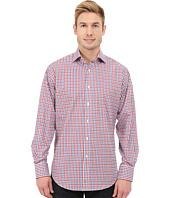 Thomas Dean & Co. - Long Sleeve Woven Open Check