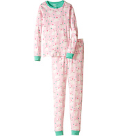 Hatley Kids - Spring Bunnies PJ Set (Toddler/Little Kids/Big Kids)