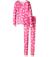 Hatley Kids - Classic Horses PJ Set (Toddler/Little Kids/Big Kids)