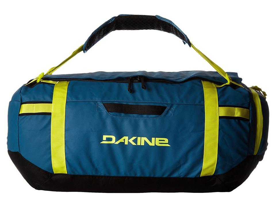 Dakine - Ranger Duffel 90L (Moroccan/Sulphur) Duffel Bags