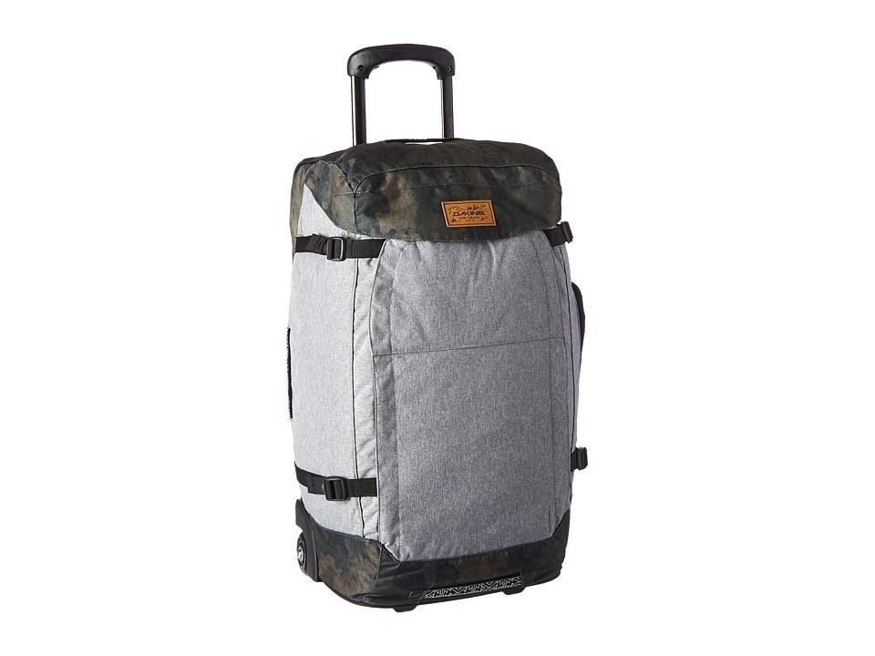 Dakine Sherpa Roller Luggage 60L Glisan Luggage