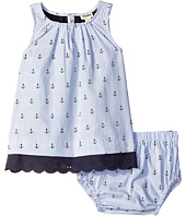 Hatley Kids - Nautical Lace Dress & Bloomer Underwear (Infant)