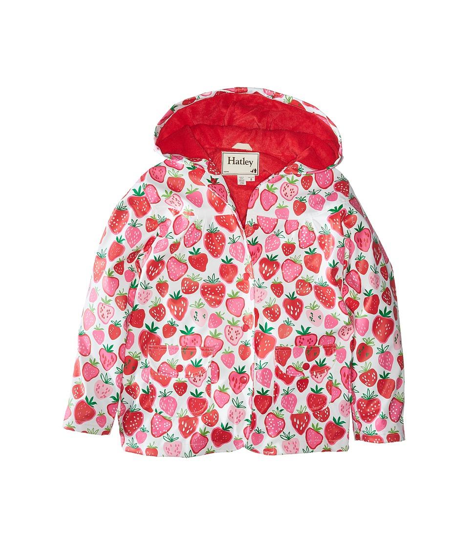 Hatley Kids - Strawberry Sundae Raincoat