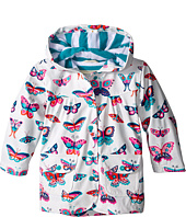Hatley Kids - Electric Butterflies Raincoat (Toddler/Little Kids/Big Kids)