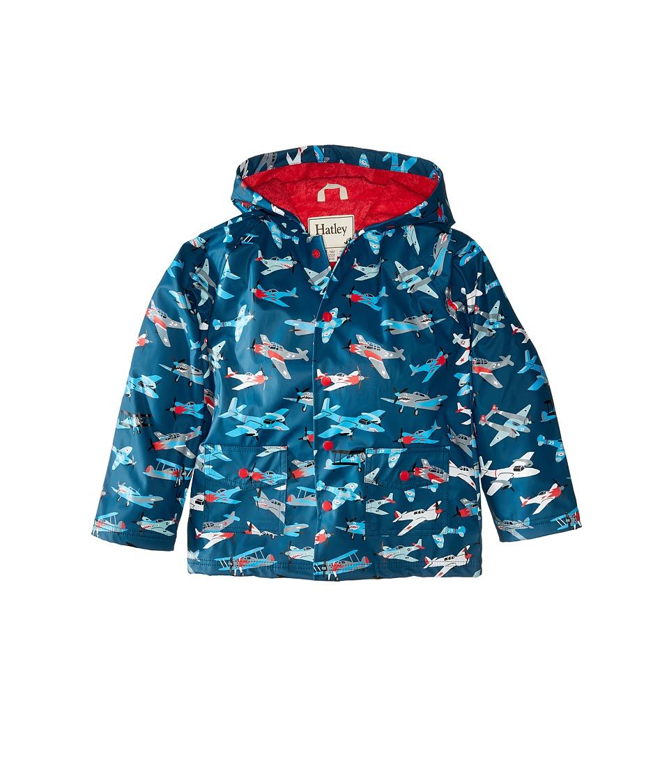 Hatley Kids - Fighter Planes Raincoat