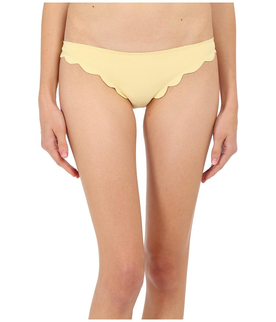 Marysia Broadway Bottom Sunlight Yellow Womens Swimwear