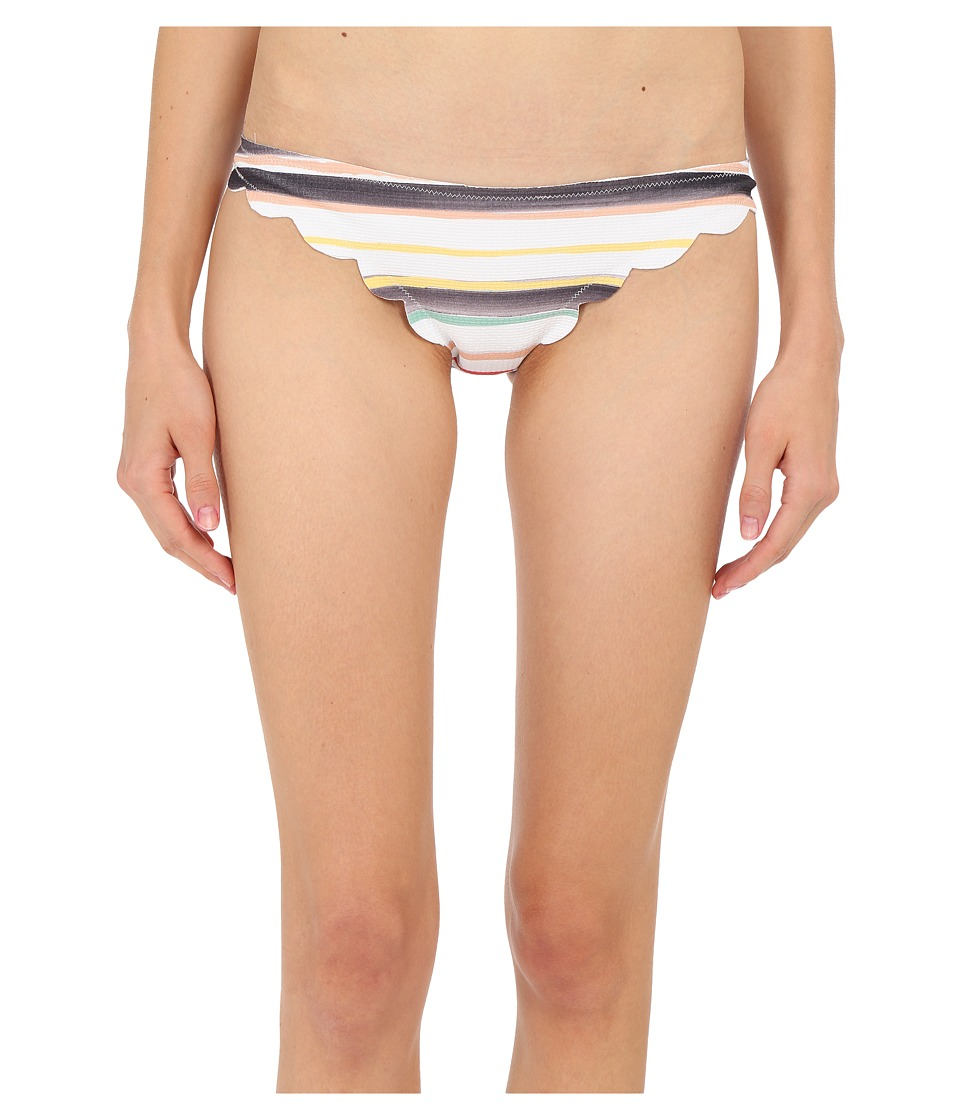 Marysia Broadway Bottom Sally Light Stripe Womens Swimwear