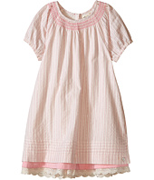 Hatley Kids - Sugar Pink Pintuck Dress (Toddler/Little Kids/Big Kids)