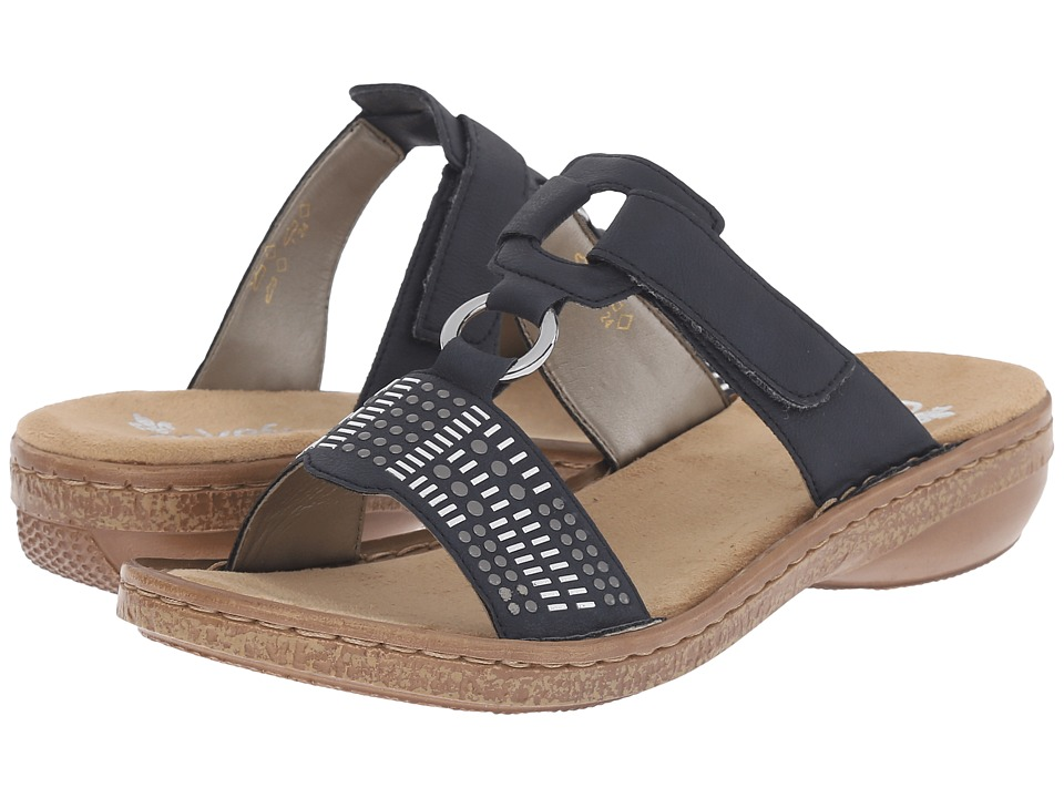 Rieker - 62854 Regina 54 (Pacific) Women's Sandals