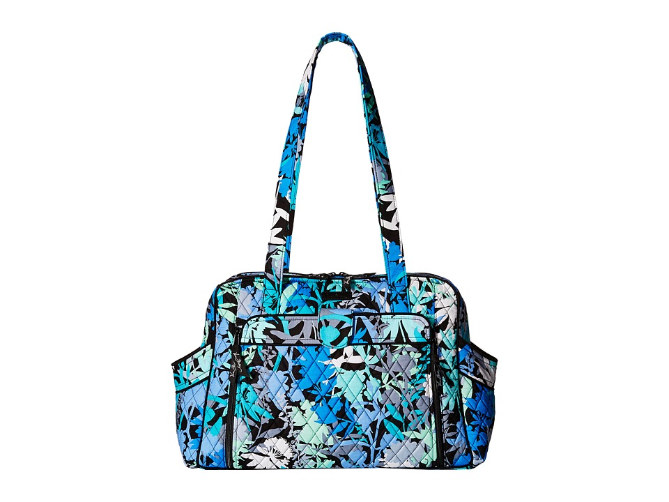 Vera Bradley - Stroll Around Baby Bag (Camofloral) Diaper Bags