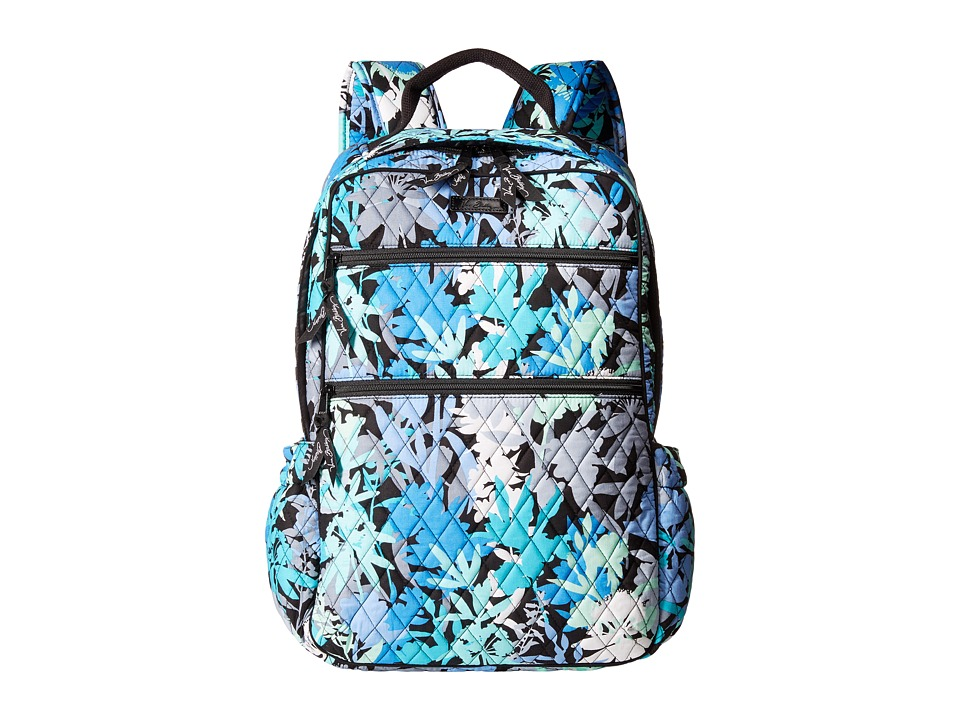 Vera Bradley - Tech Backpack (Camofloral) Backpack Bags