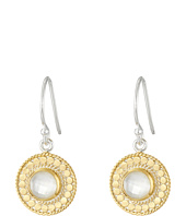 Anna Beck - Mother-of-Pearl Stone Drop Earrings