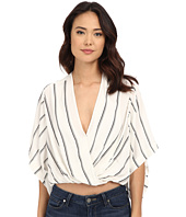 Free People - Sleepy Time Striped Kimono