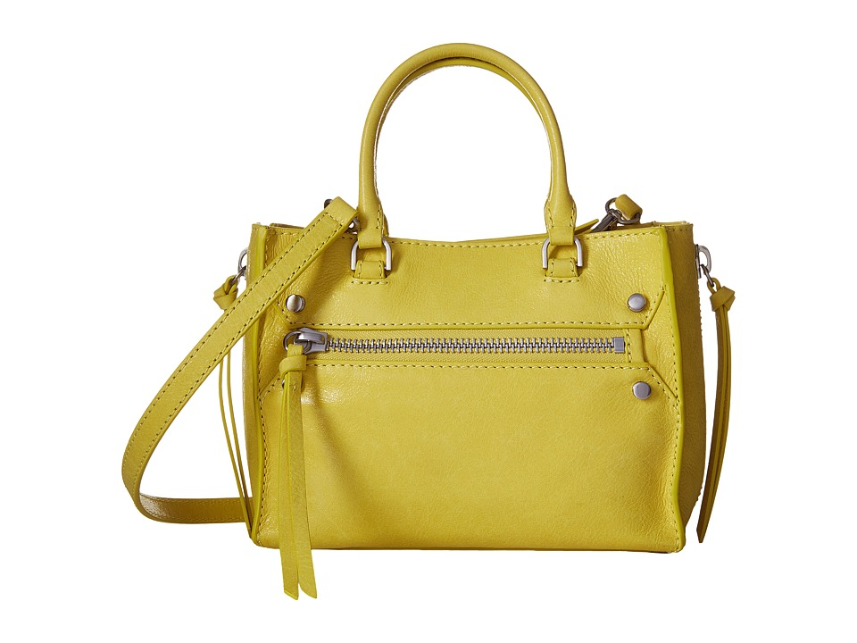 Botkier - Logan Mini Tote (Lemon) Tote Handbags