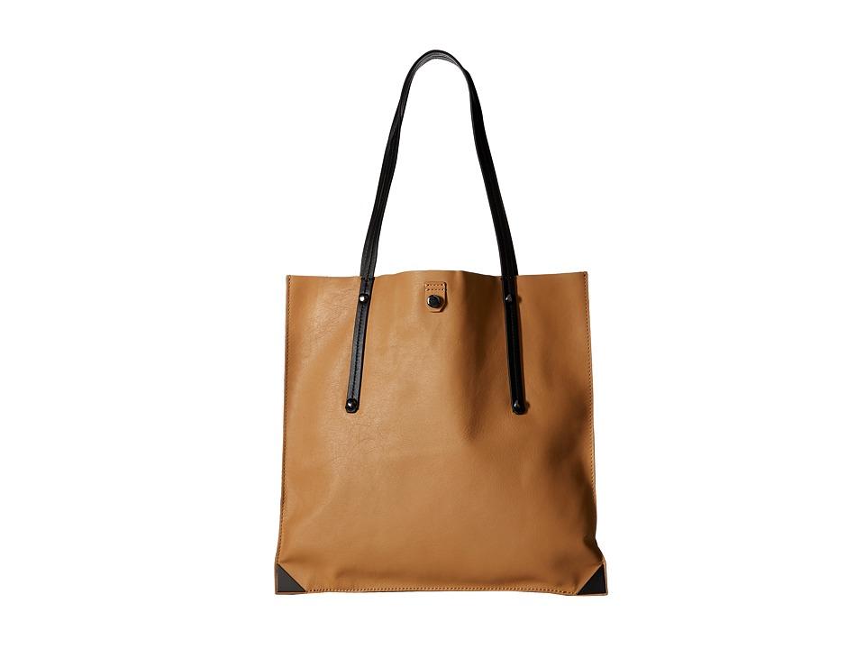 Botkier - Jane Tote (Camel) Tote Handbags