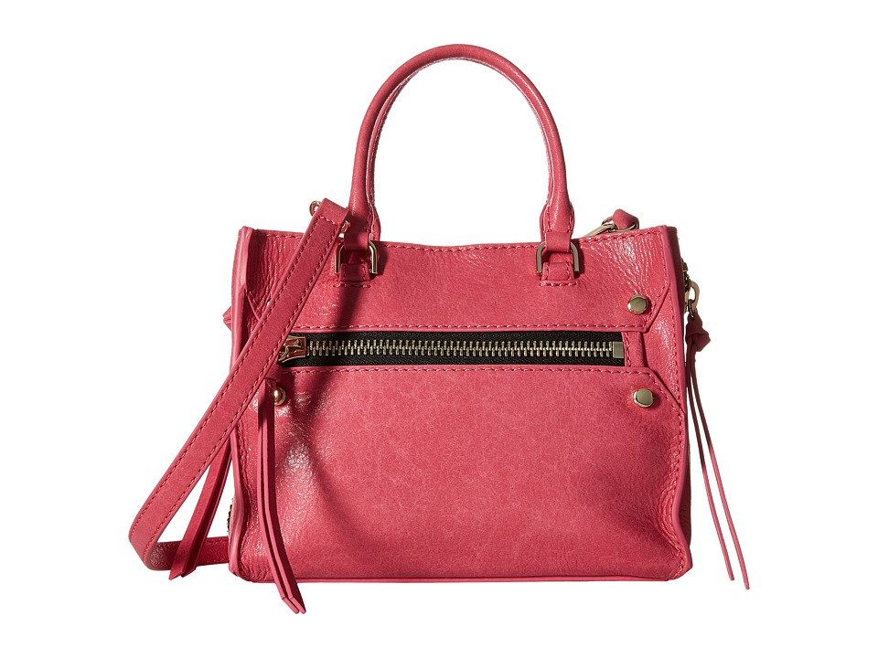 Botkier - Logan Mini Tote (Beet) Tote Handbags