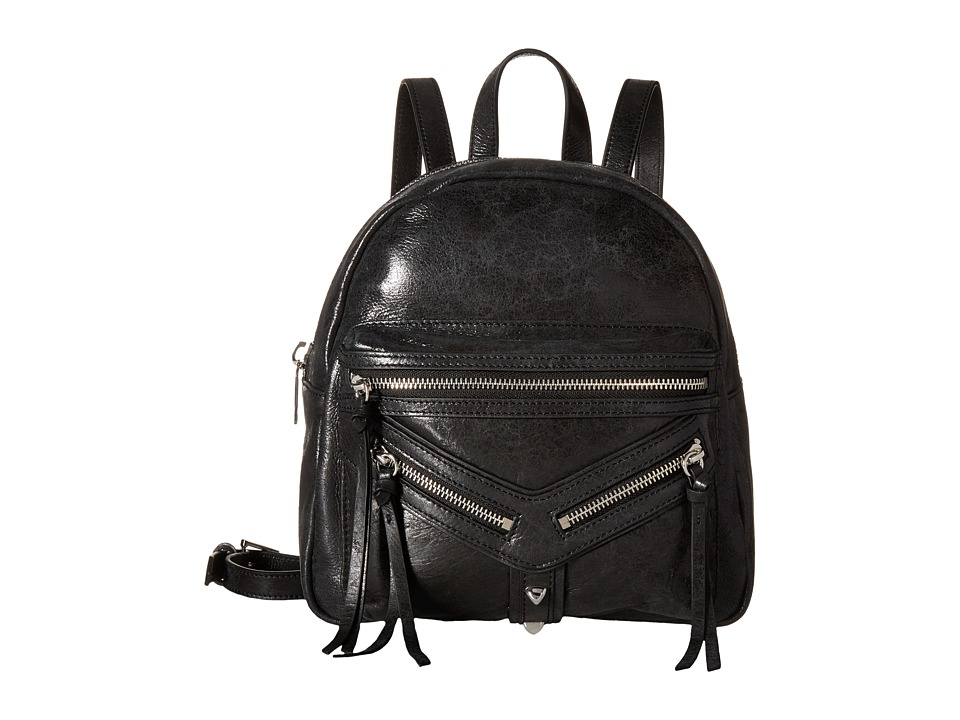 Botkier - Trigger Backpack (Black 2) Backpack Bags
