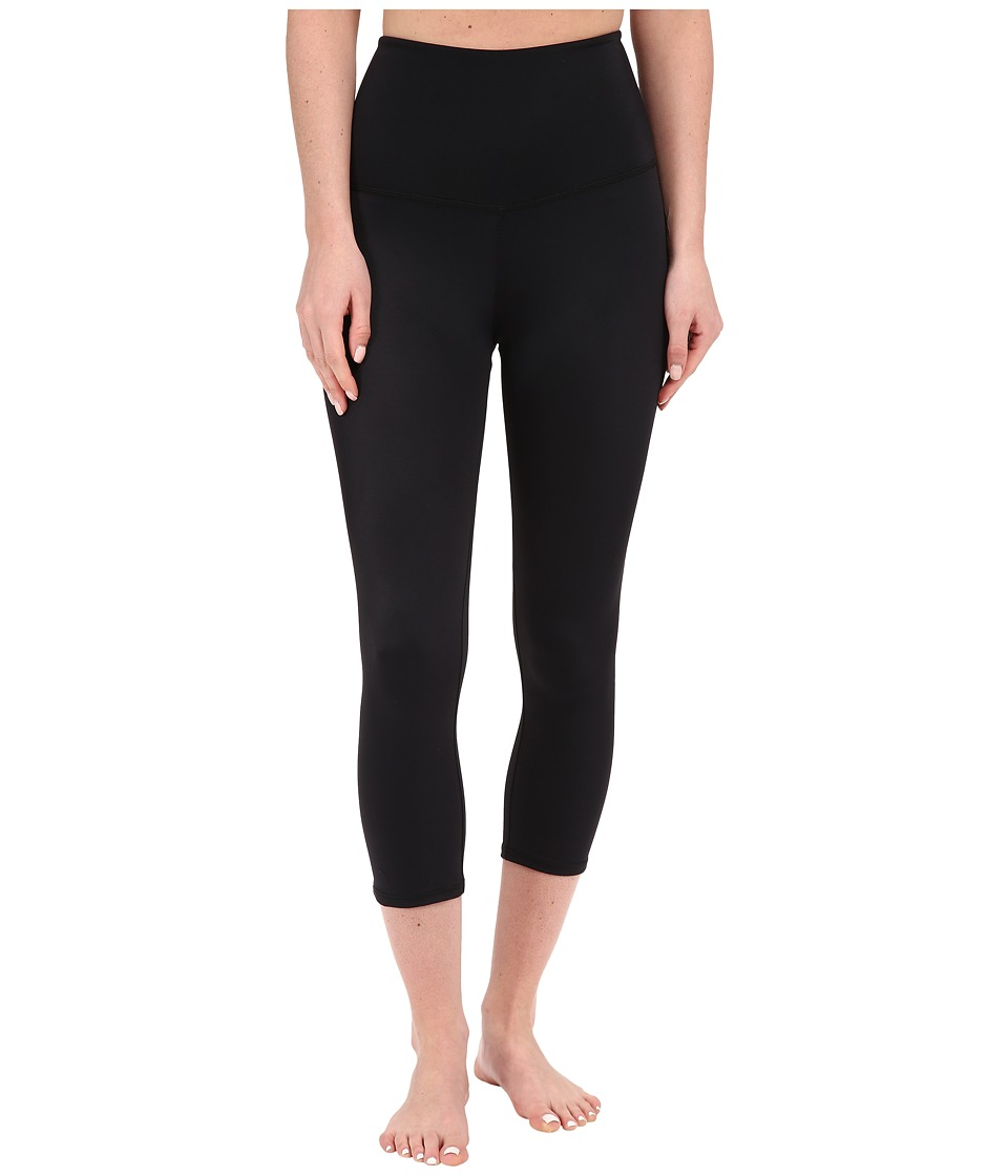 Onzie Onzie - Black High Rise Capris