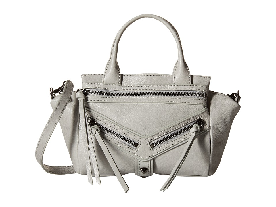 Botkier - Trigger Mini Satchel (Steel) Satchel Handbags