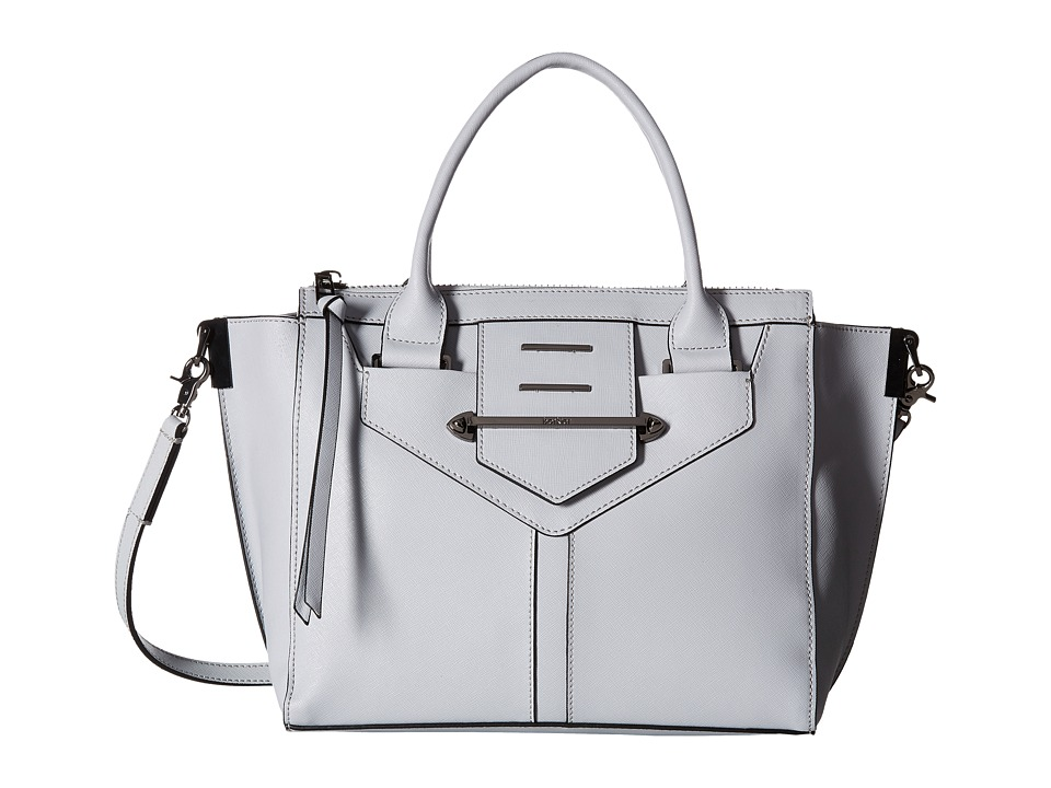 Botkier - Dylan Satchel (Steel) Satchel Handbags