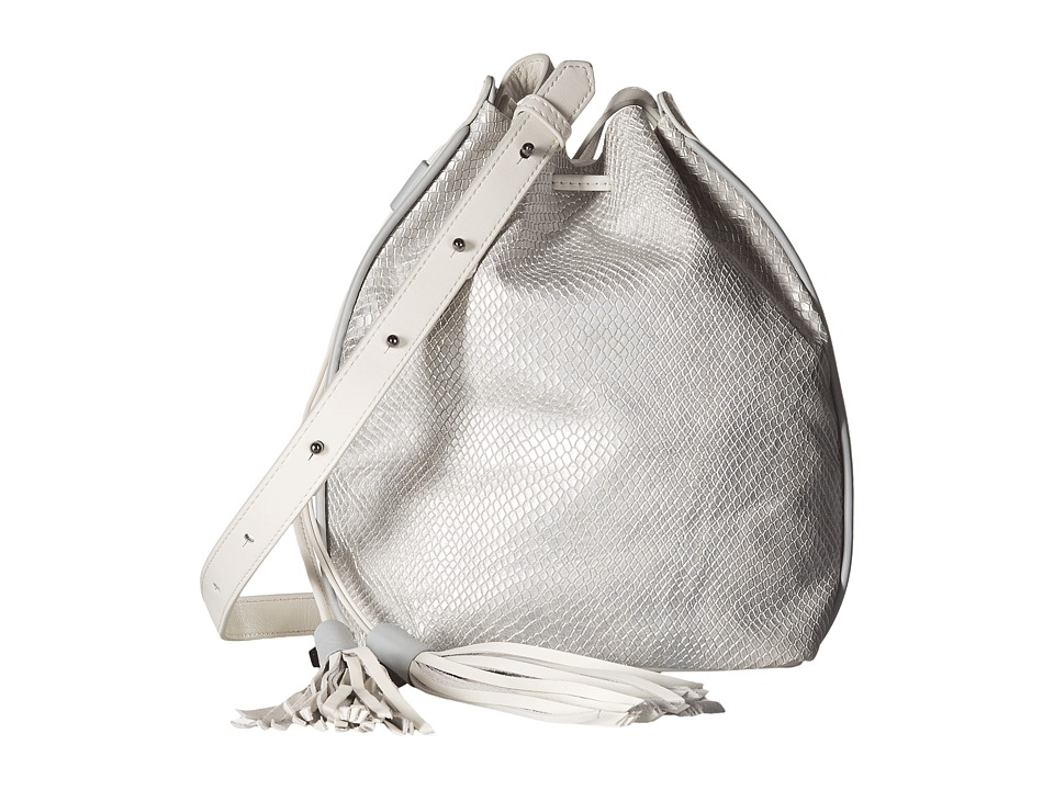 Botkier - Haven Bucket (Cloud) Cross Body Handbags