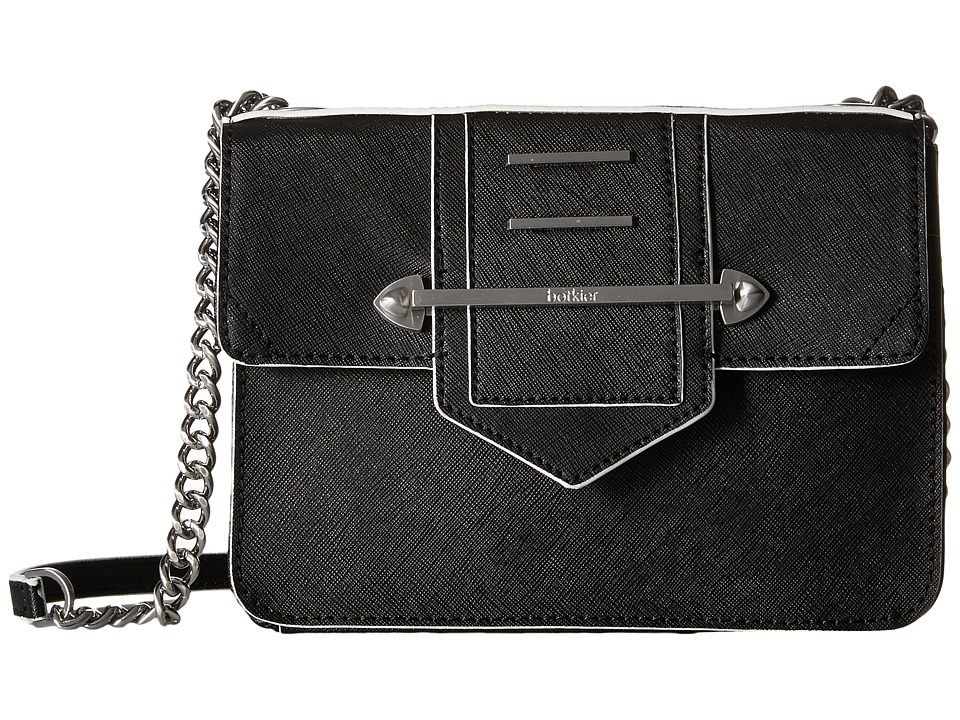 Botkier - Dylan Crossbody (Black) Cross Body Handbags