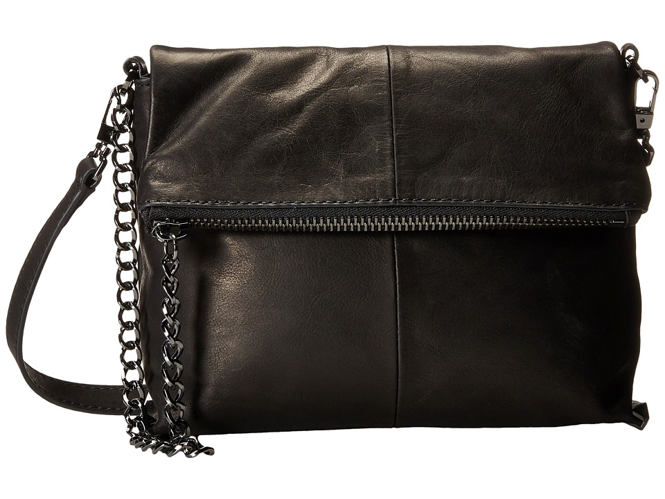 Botkier - Irving Crossbody (Black) Cross Body Handbags