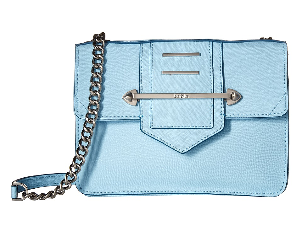 Botkier - Dylan Crossbody (Sky) Cross Body Handbags