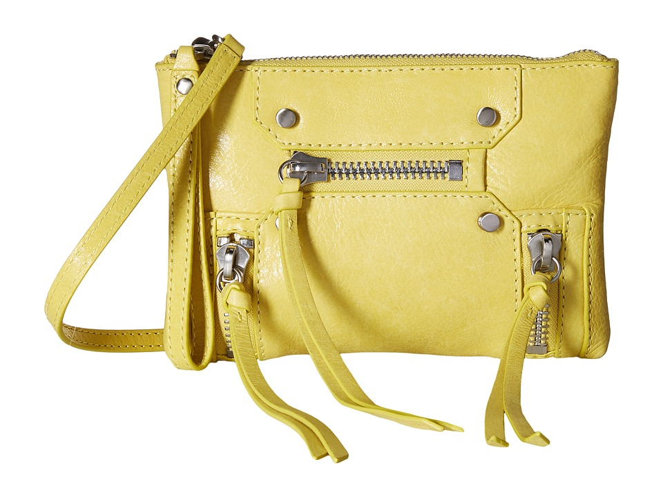 Botkier - Logan Convertible Wristlet (Lemon) Wristlet Handbags