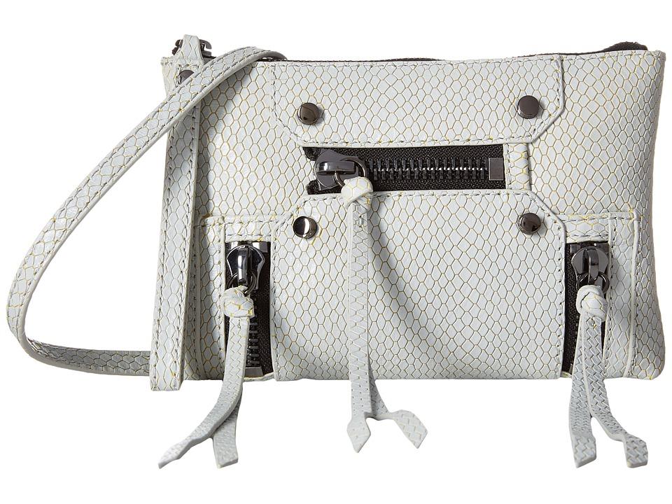 Botkier Logan Convertible Wristlet Steel Wristlet Handbags